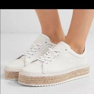 Rag and bone platform sneakers